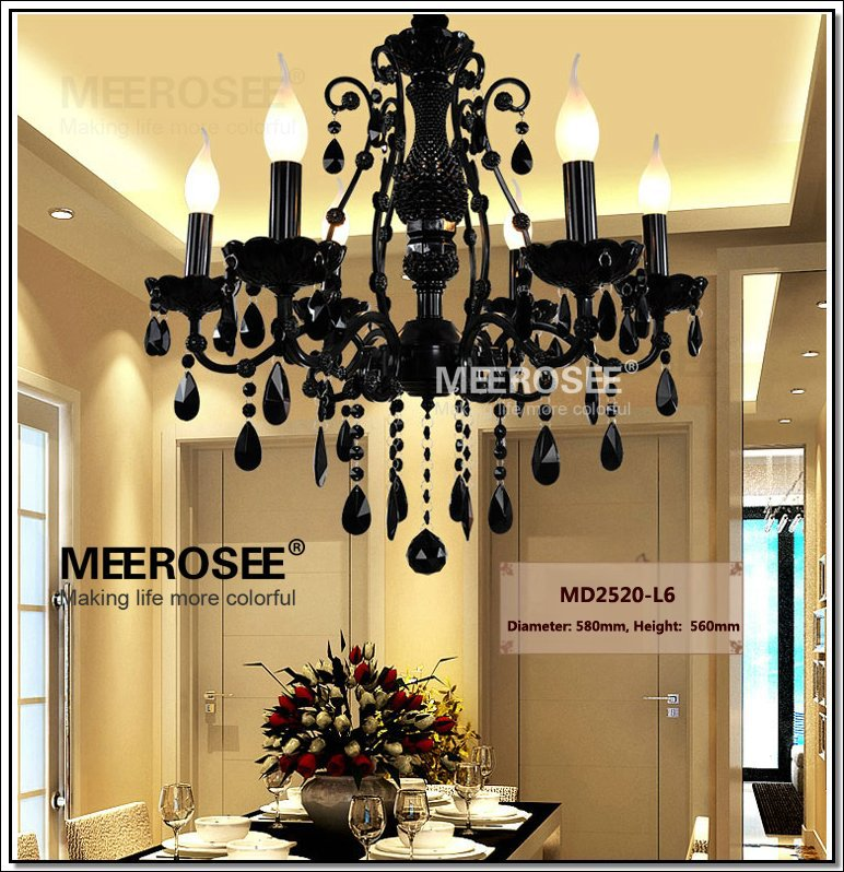 Ihausexpress 6 arms crystal chandelier light fixture md2520 prev mozeypictures Gallery