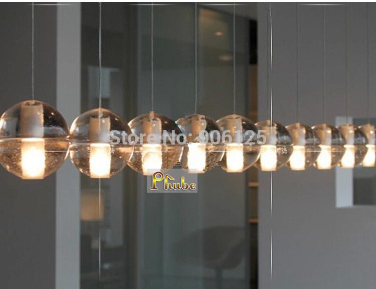 Amber Glass Light Shade