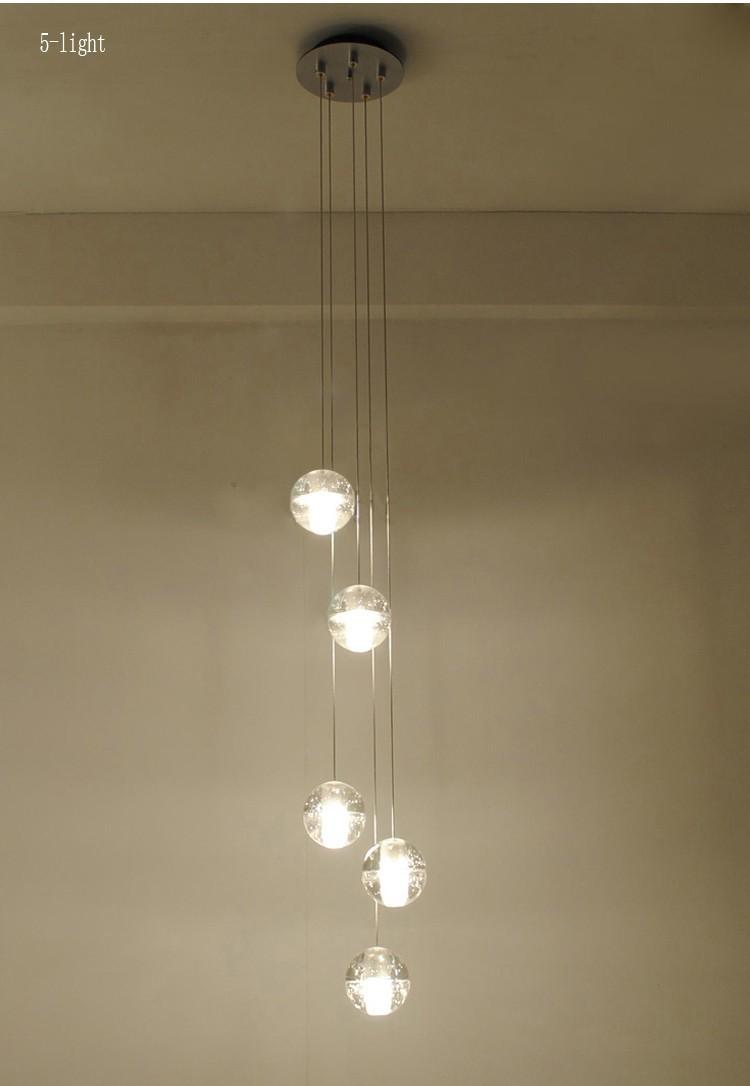 ihausexpress crystal chandelier meteor shower crystal chandelier light fixture 5 light. Black Bedroom Furniture Sets. Home Design Ideas