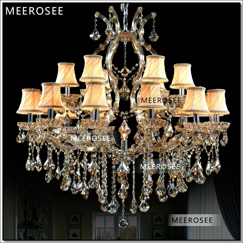 Ihausexpress crystal chandelier lighting maria theresa18 lights prev aloadofball Gallery