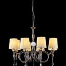 Egyptian style modern crystal lighting